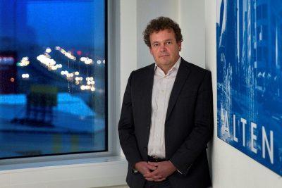 Eric Haesen nommé directeur régional ALTEN Benelux