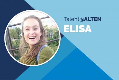 Talent@ALTEN : Elisa