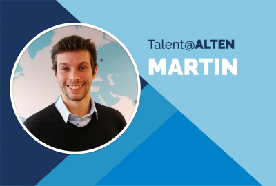 Talent@ALTEN: Martin