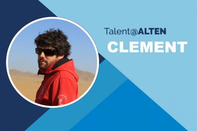 Talent@ALTEN: Clément