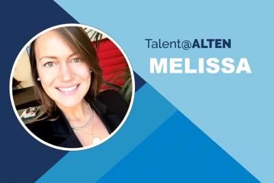 Talent@ALTEN: Melissa