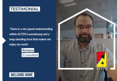 Romano's testimonial [IT]