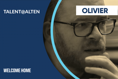 Talent@ALTEN: Olivier, test engineer and crazy about Slot Racing